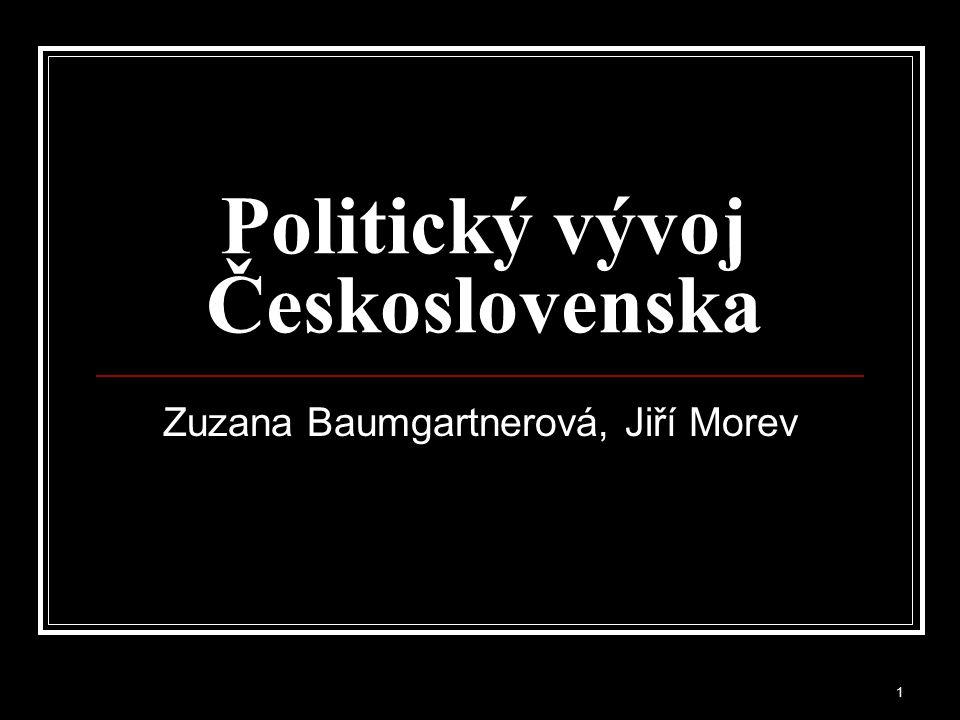 2 Rakousko – Uhersko (1867-1918) R-U bylo unií dvou státních celků Rakouska (Předlitavsko) a Uherska (Zalitavsko) společný panovník, ministerstvo zahraničí, války, říšských financí a společný nejvyšší účetní dvůr každý z obou celků měl svůj parlament (R: říšská rada,U: uherský sněm) a vládu; společné záležitosti soustátí projednávaly tzv.