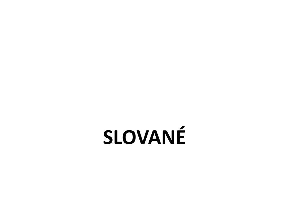 Opakování Jaký je původ Slovanů.Kde leží jejich pravlast.