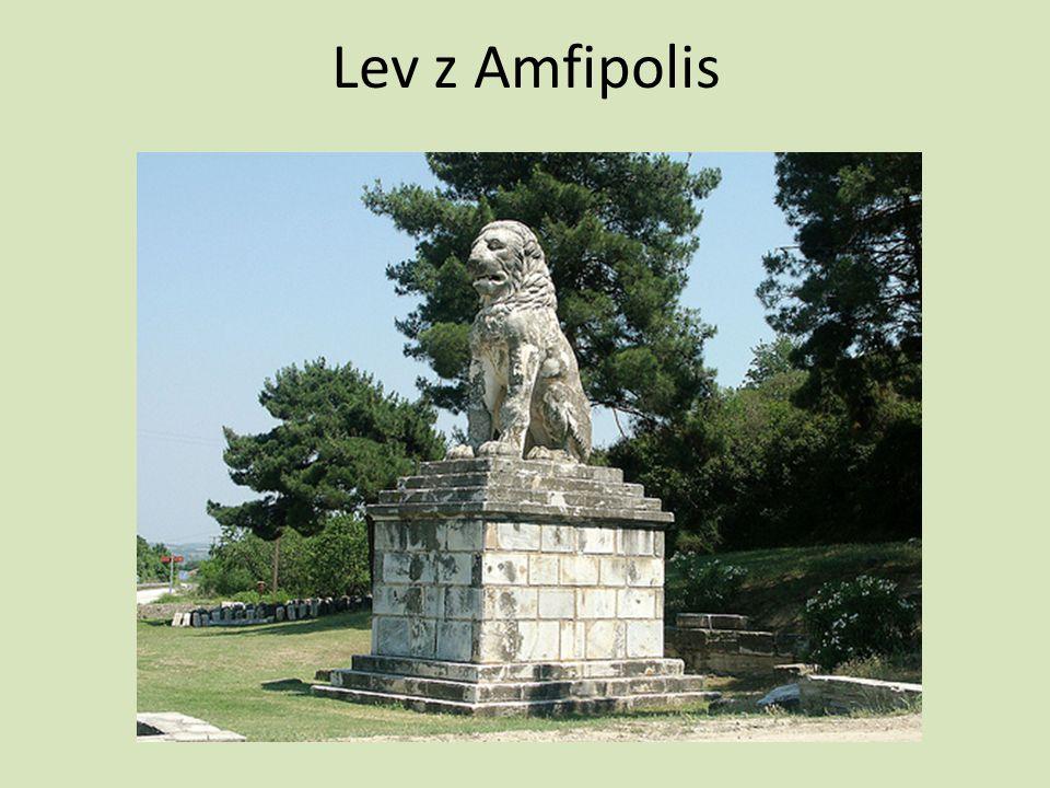 Lev z Amfipolis