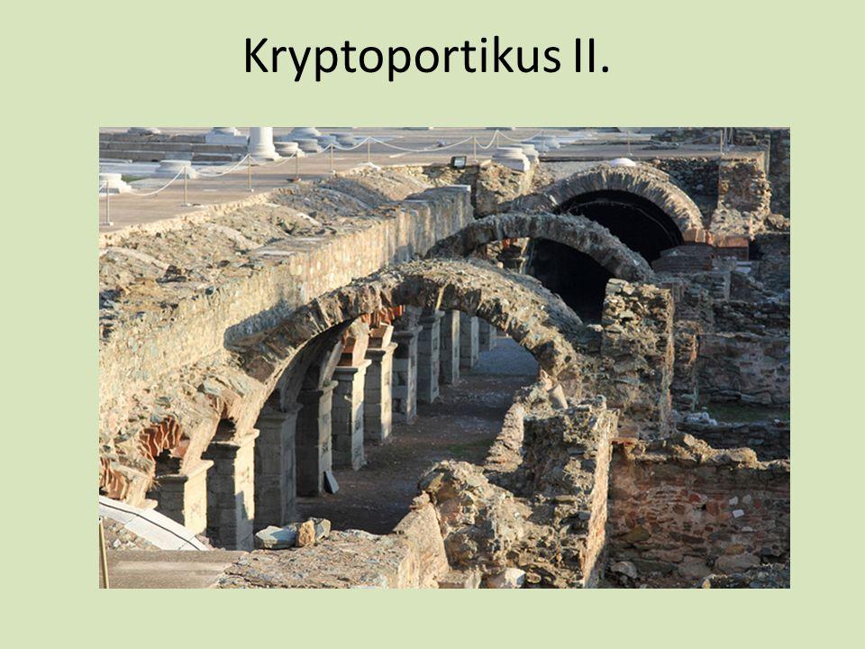 Kryptoportikus II.
