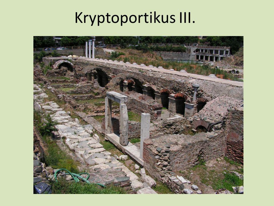 Kryptoportikus III.