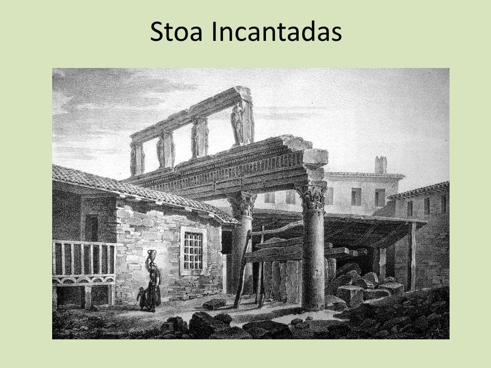 Stoa Incantadas
