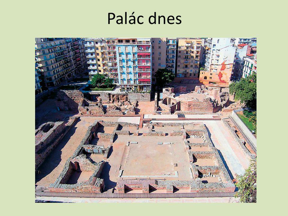 Palác dnes