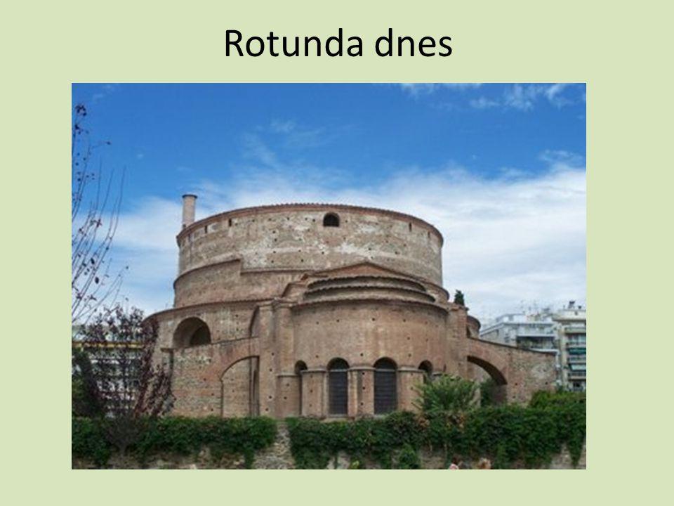 Rotunda dnes