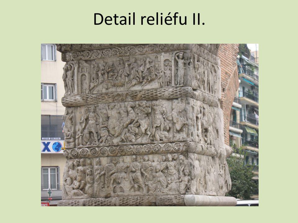 Detail reliéfu II.