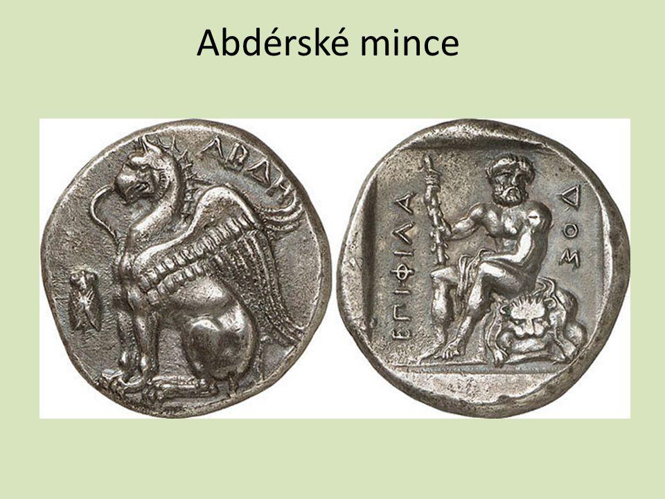 Abdérské mince
