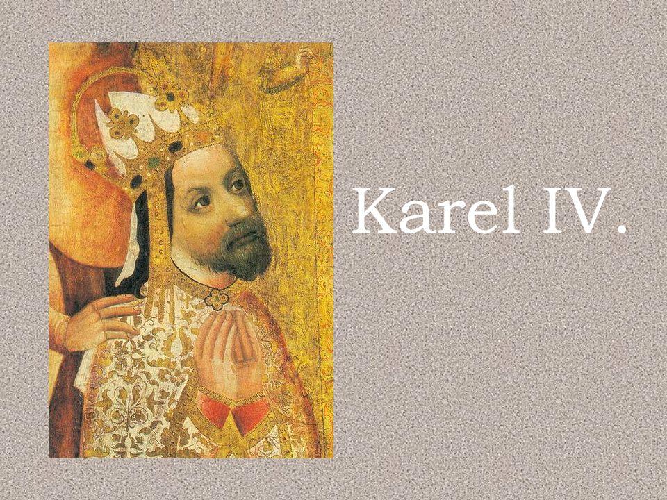 nejstarší syn Jana Lucemburského a Elišky Přemyslovny – původní jméno Václav