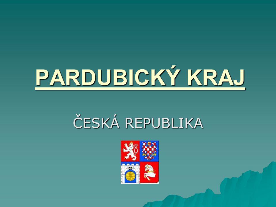 PARDUBICKÝ KRAJ ČESKÁ REPUBLIKA