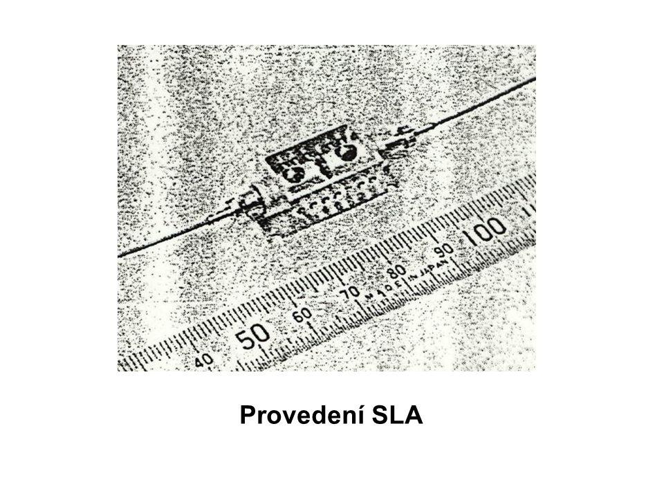 Provedení SLA