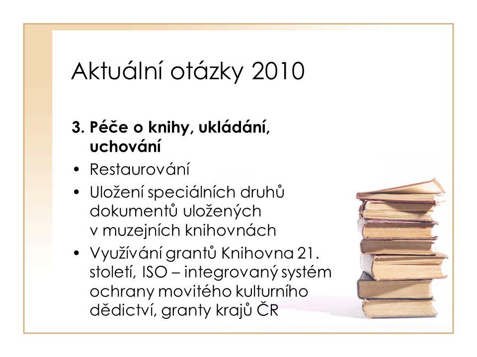 Aktuální otázky 2010 3.