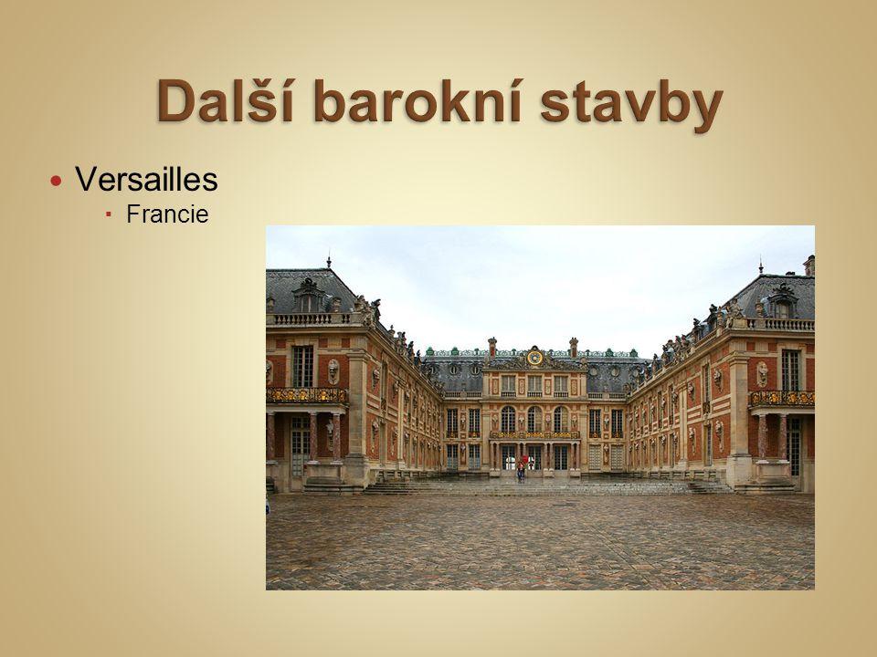 Versailles  Francie