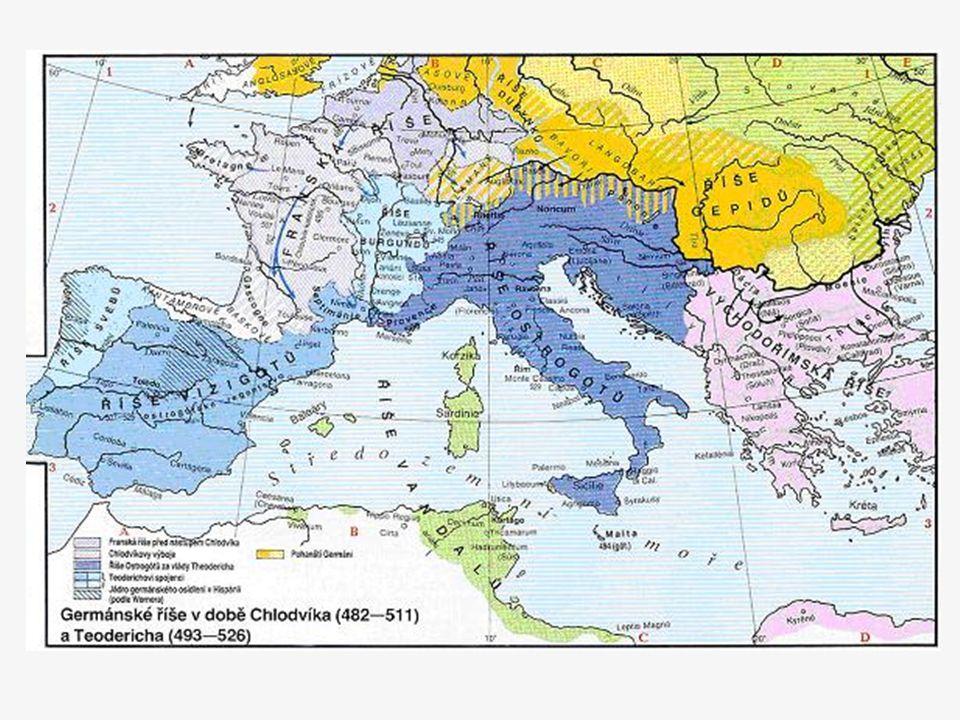 Středověk (476 – různé události z 15.