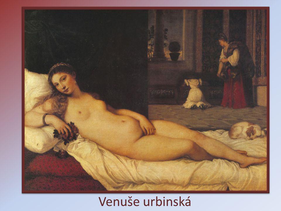 Venuše urbinská