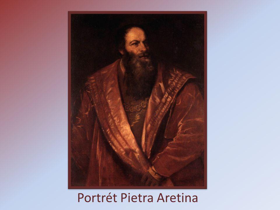 Portrét Pietra Aretina