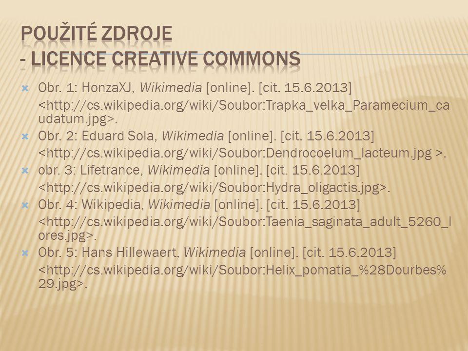  Obr. 1: HonzaXJ, Wikimedia [online]. [cit. 15.6.2013].