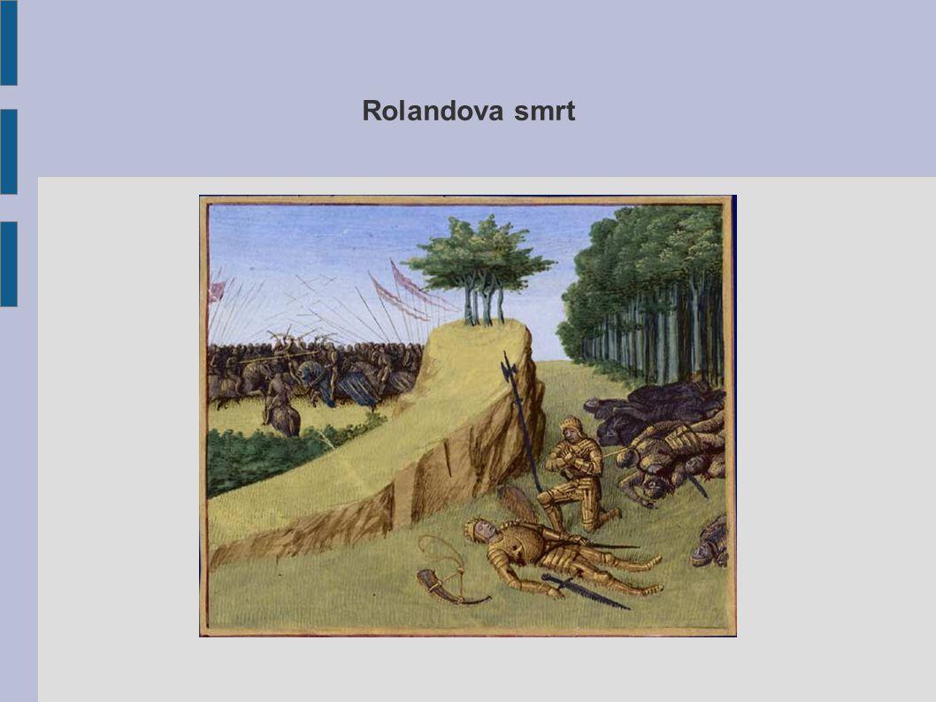Rolandova smrt