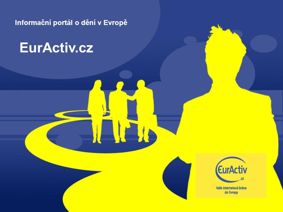 EurActiv.cz Informační portál o dění v Evropě