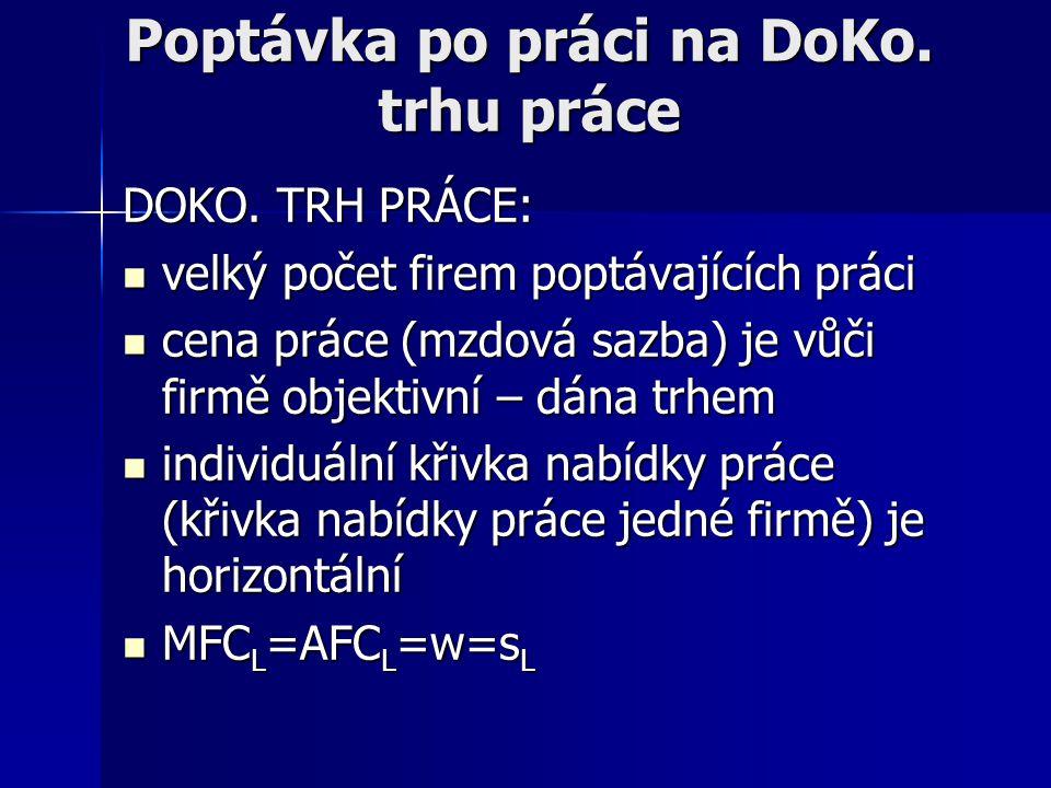 Poptávka po práci na DoKo.trhu práce DOKO.