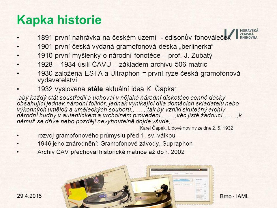 Nové iniciativy 1) ČRo: 1.po. 90.
