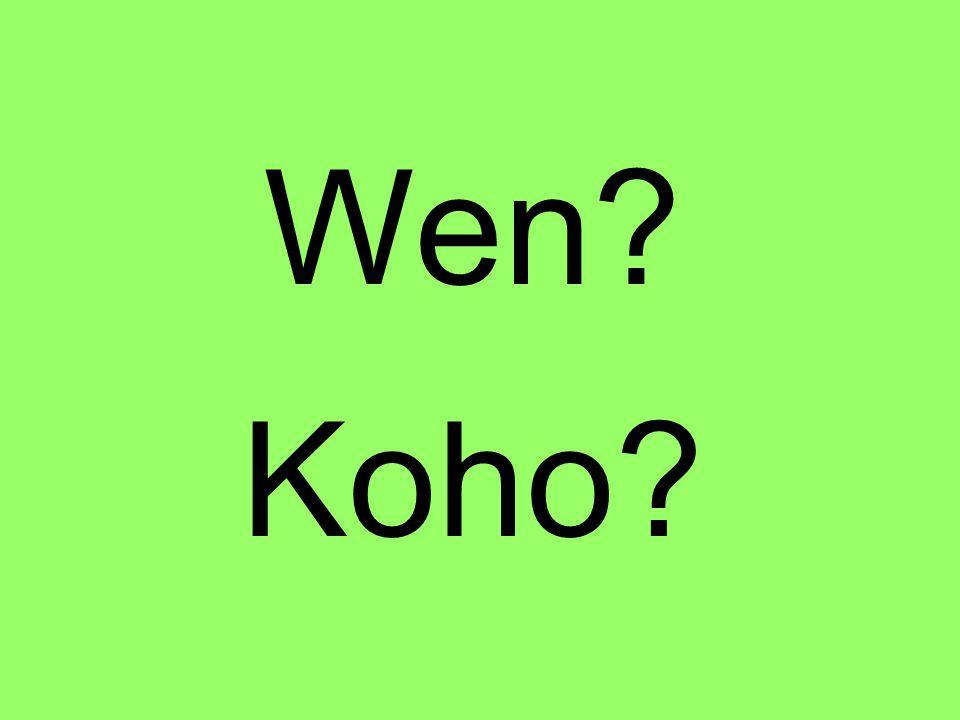 Wen Koho
