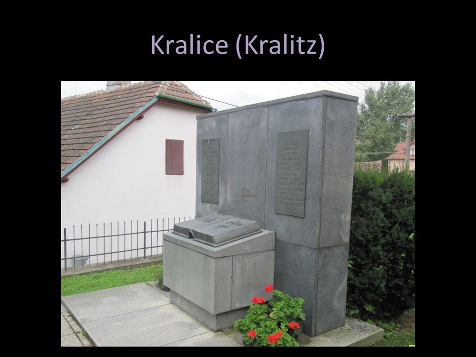 Kralice (Kralitz)