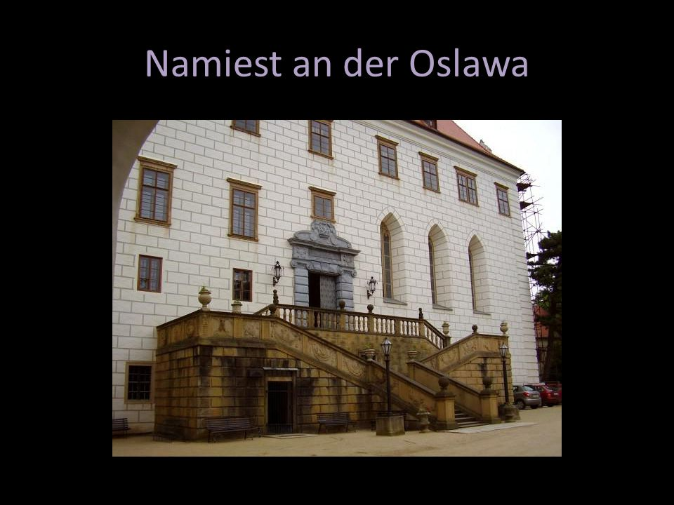 Namiest an der Oslawa