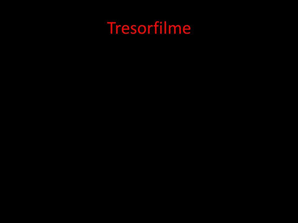 """Tresorfilme """"Trezorový film"""": 70er und 80er Jahre Erste Tresorfilme schon Ende November 1989 aufgeführt"""