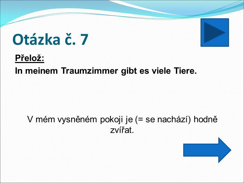 Otázka č.28 Odpověz: Was kann man in der Pause tun.