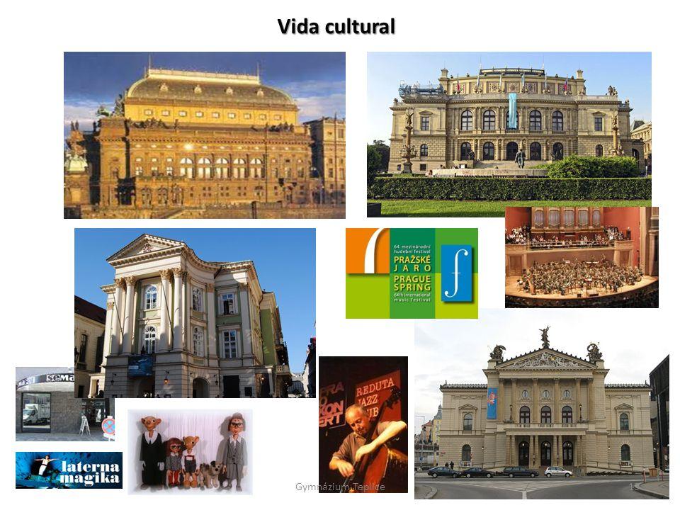 Vida cultural Gymnázium Teplice13