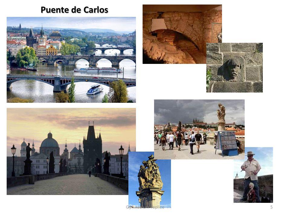 Puente de Carlos Gymnázium Teplice5