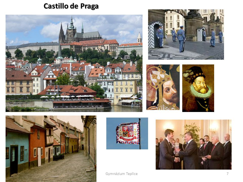 Castillo de Praga Gymnázium Teplice7