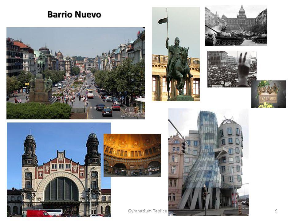 Barrio Nuevo Gymnázium Teplice9