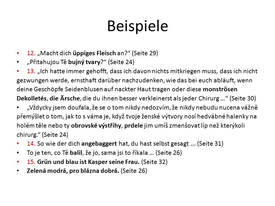 Beispiele 12.