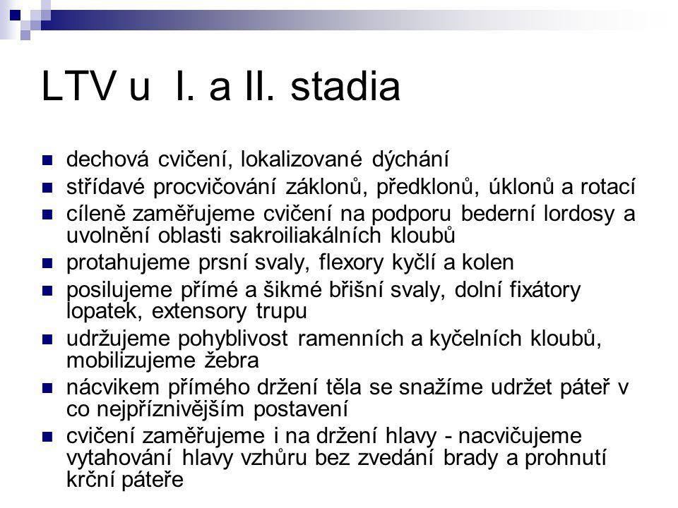 LTV u I.a II.