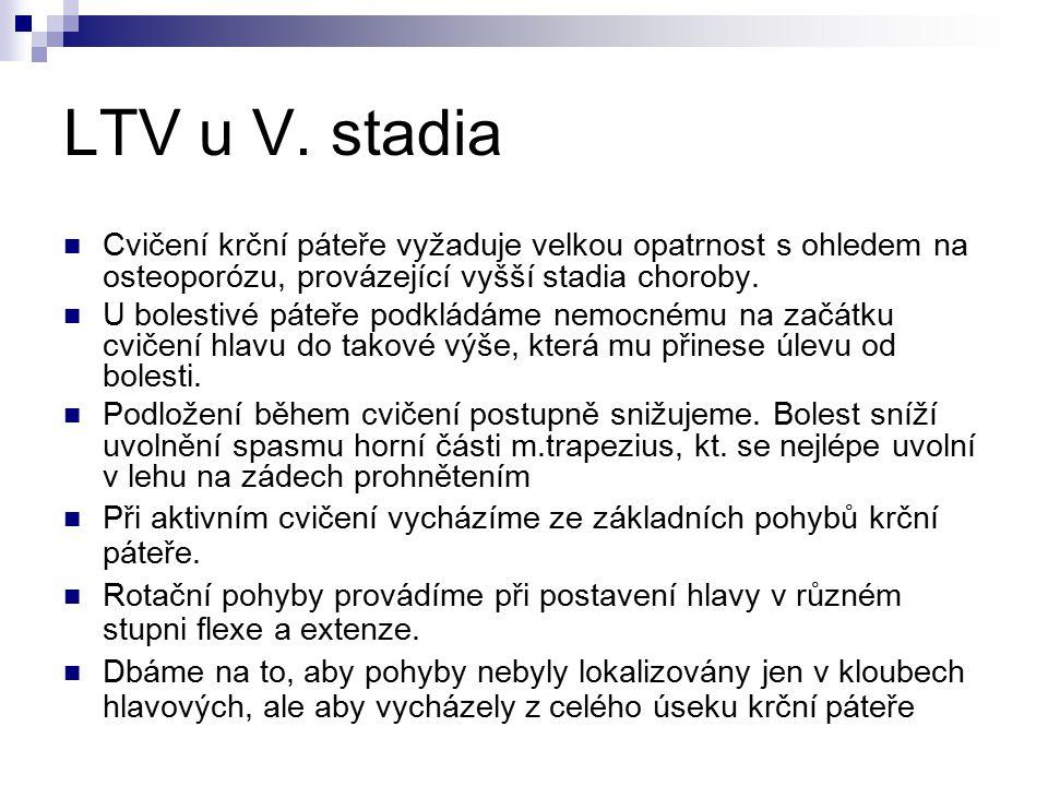 LTV u V.