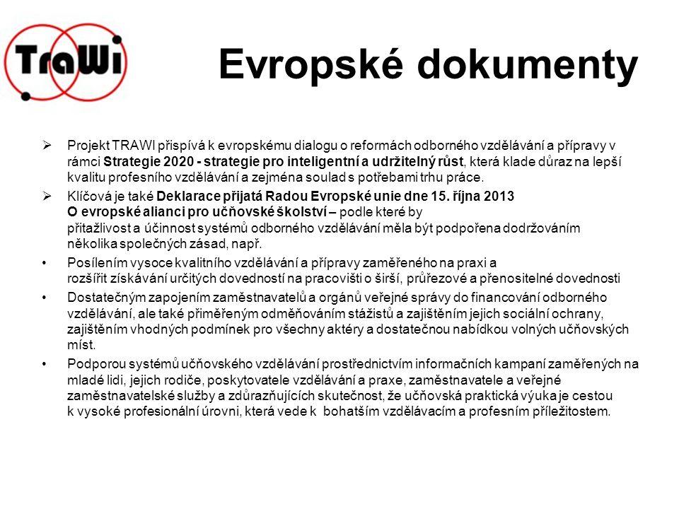 Hlavní výstupy projektu analýza stávajícího stavu odborného vzdělávání v ČR a Polsku: Odborné vzdělávání v Polsku Reforma vzdělávání z roku 1999 vytlačila odborné vzdělávání a učební obory v Polsku do pozadí a pouze prohloubila existující krizi; kladla totiž velký důraz na všeobecné vzdělávání a poskytování akademického vzdělávání a vzdělávání na sekundární úrovni s maturitou.
