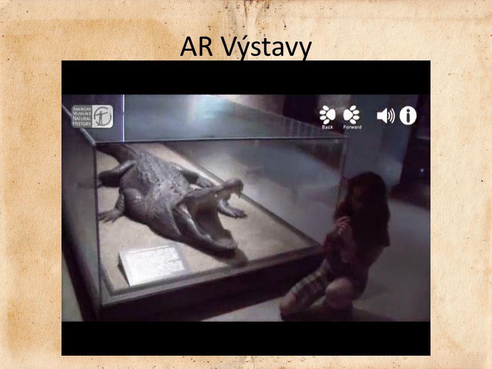 AR Výstavy