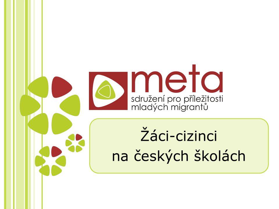 Žáci-cizinci na českých školách