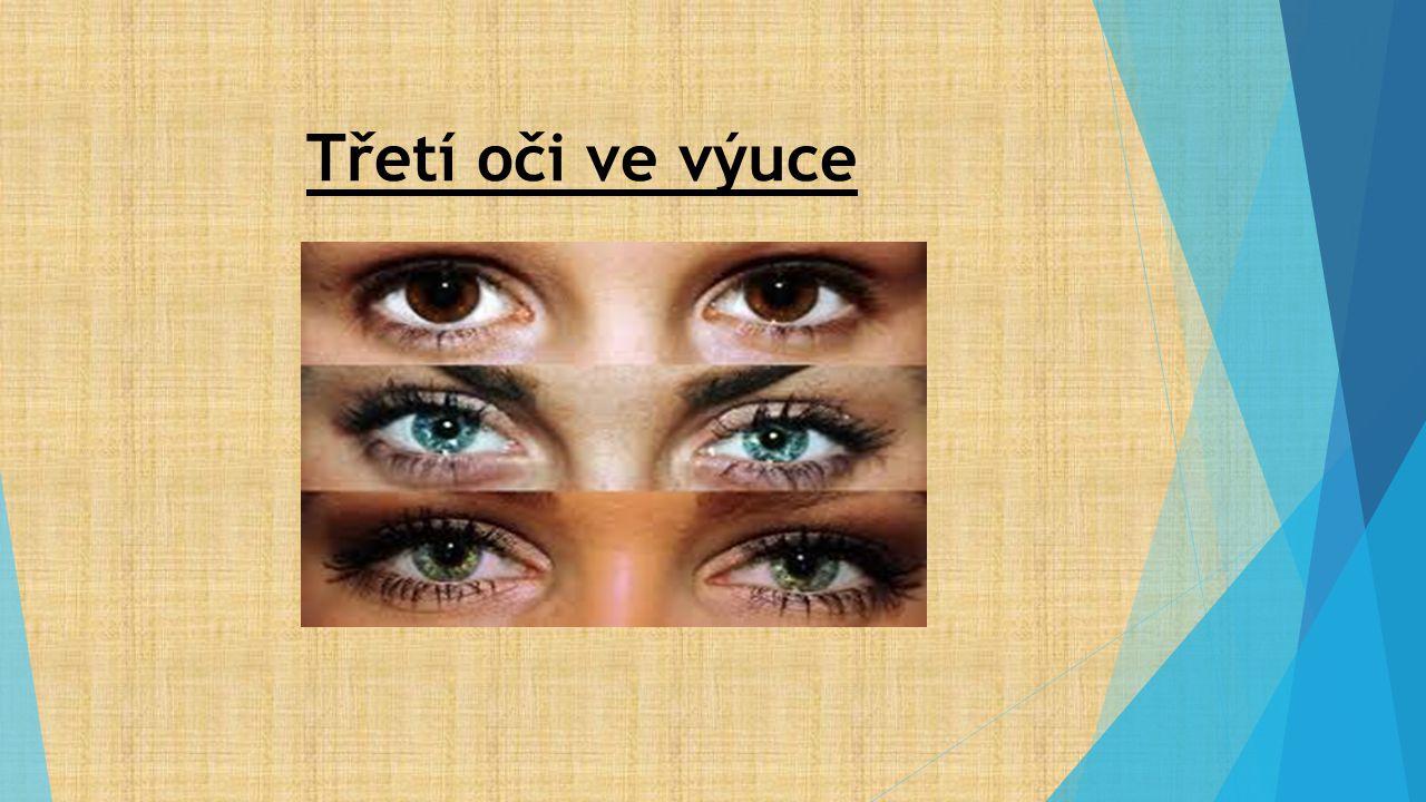 Třetí oči ve výuce