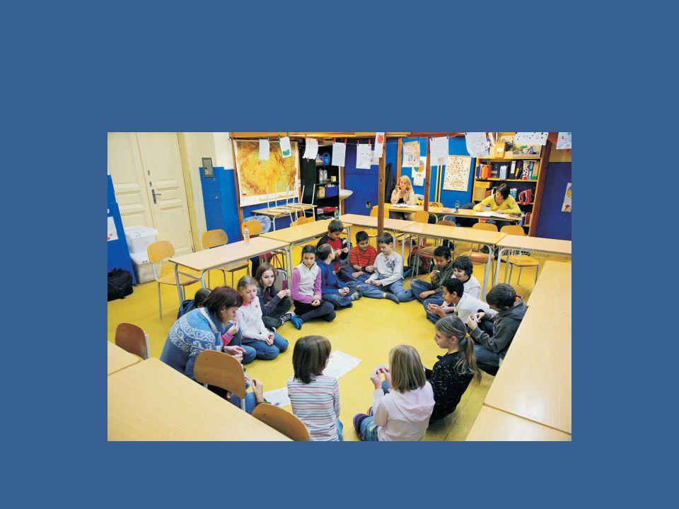 Metoda 635 Šestičlenným skupinám učitel zadá problém a každý člen skupiny předloží tři způsoby řešení, tři nápady.