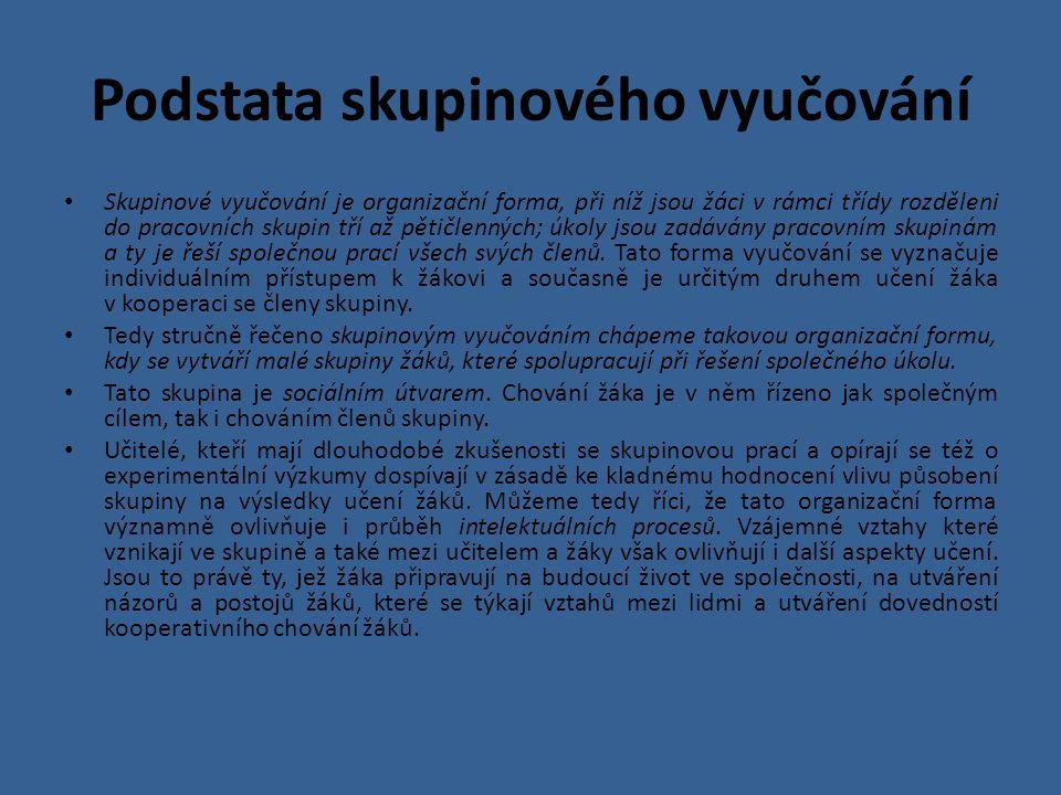 Titulní strana Úkolem malých skupin je příprava návrhu titulní strany novin či časopisu.