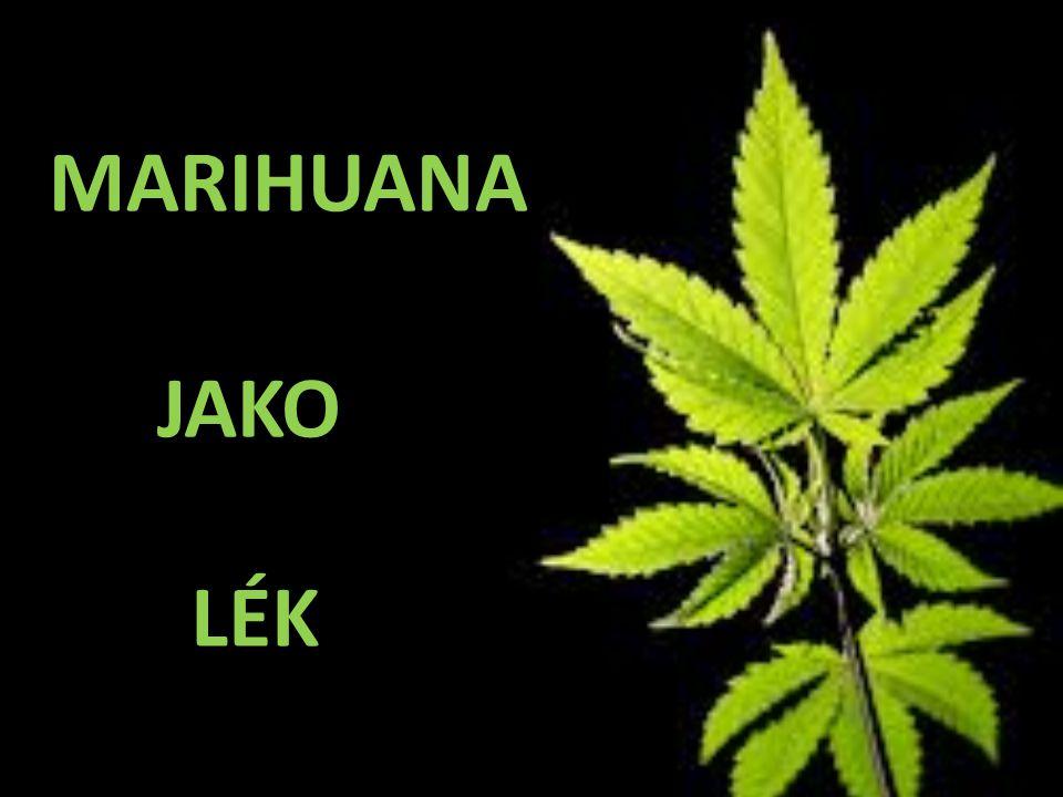 Dát si cigaretu marihuany neboli jointa.Nemusí to mít jen špatné účinky.