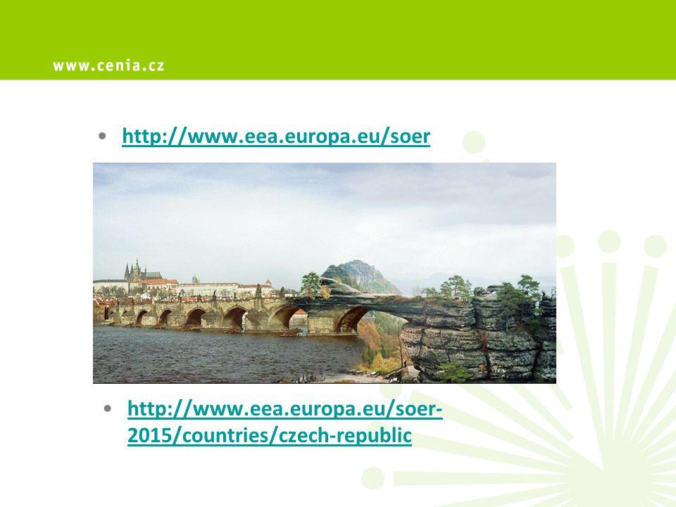 http://www.eea.europa.eu/soer http://www.eea.europa.eu/soer- 2015/countries/czech-republichttp://www.eea.europa.eu/soer- 2015/countries/czech-republic