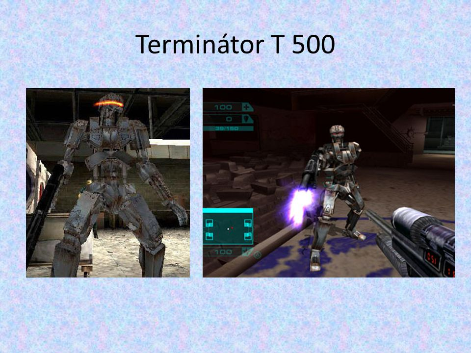Terminátor T 500
