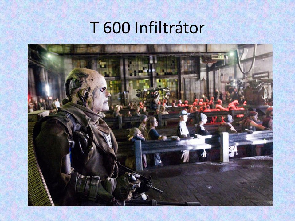 T 600 Infiltrátor