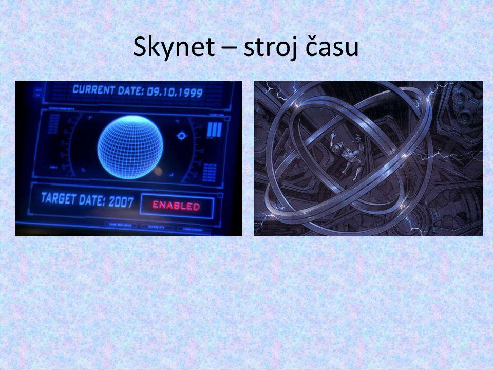 Skynet – stroj času