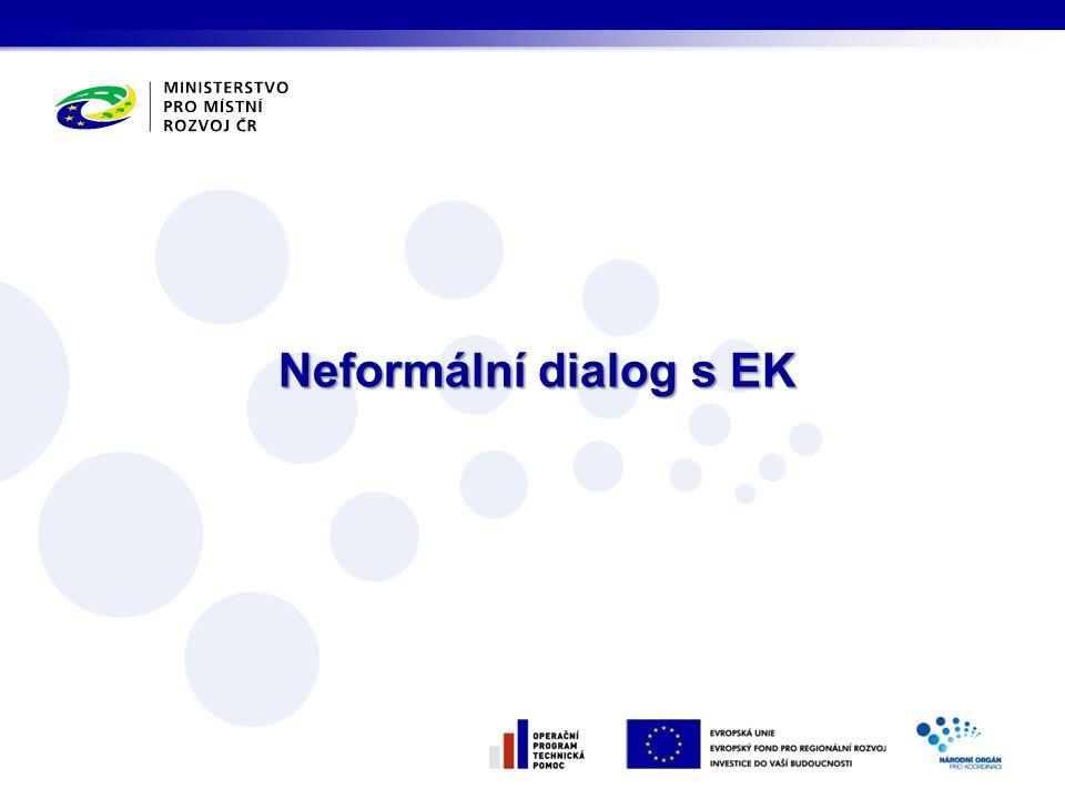 Neformální dialog s EK