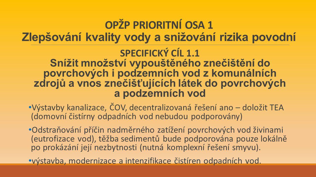 SPECIFICKÝ CÍL 3.3 Rekultivovat staré skládky Rekultivace starých skládek technicky nezabezpečených, které byly provozovány před účinností zákona č.