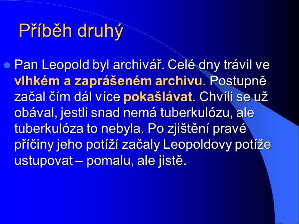 Když je řeč o tasemnicích… Víte, jaký je rozdíl mezi českým vědcem a tasemnicí.