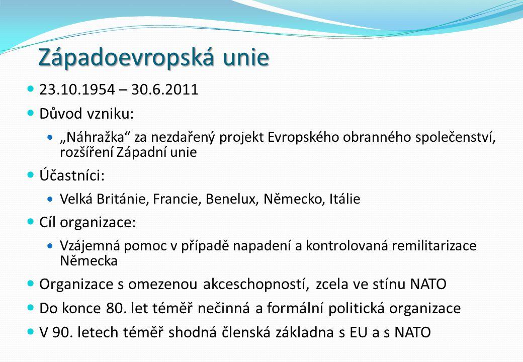 Doporučené studijní zdroje Bezpečná Evropa v lepším světě : Evropská bezpečnostní strategie [online].